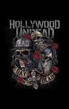 Hollywood undead one shots by Yuki_Chan5