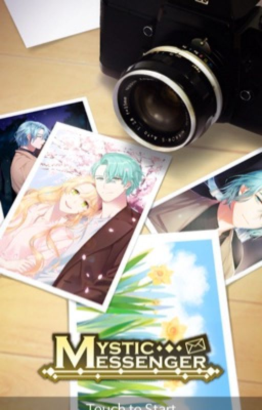 Mystic Messenger Book by AtomicAngel_