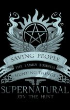 Imagines Supernatural by AllyHunterShadow