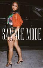 Savage mode • groupchat  by diamondmaloley