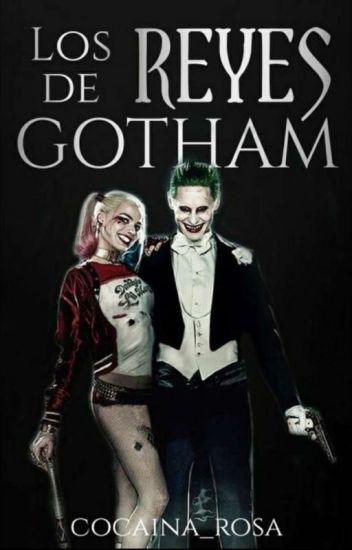 Joker y Harley. Los reyes de Gotham.