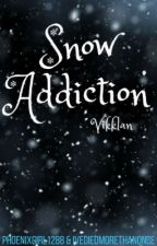 Snow Addiction [Vikklan AU]*ON HOLD* by collabthing