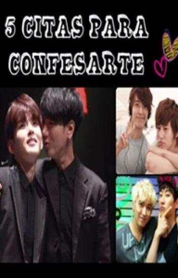 5 Citas para confesarte