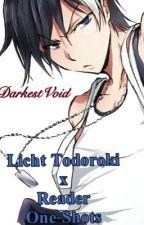 Licht Todoroki x Reader One Shots by DarkestVoid
