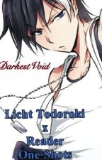 Licht Todoroki x Reader One Shots   [Requests Closed] by DarkestVoid