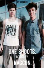 One Shoots. [Magcon] by skxmmys