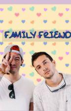 Family Friend JoshxReader by delaney_26