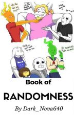 Randomness Book. by Dark_Nova640