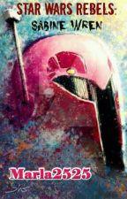 Star Wars Rebels Sabine Wren by marla2525