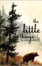 The Little Things by lovelyasslesbian