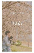 HUGS   포옹   민윤기. by Monstertriz