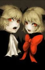 The Dark Twins by SmilingGrimReaper