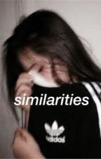 similarities ☞ eli hudson by -tylerbroseph