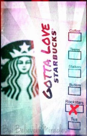 Gotta Love Starbucks: Jacky Vincent Love Story by BelieveInMiracles