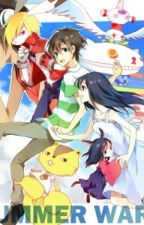 Someone Like U I Need (Kazuma Ikezawa x reader) Summer Wars by Scarlett111222