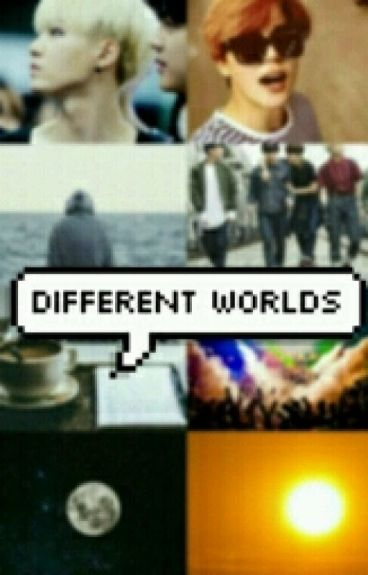 Different Worlds//Yoonmin