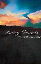 Poetry Contests by wordlessverses