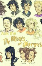 Ask the heroes of Olympus  by Demigodofinsanity