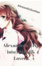 Alexandra's Trip into Diabolik Lovers by AlexandraLeshae