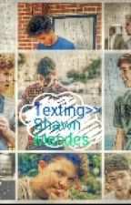 Texting Shawn Mendes by PaulWalkerisAvampire