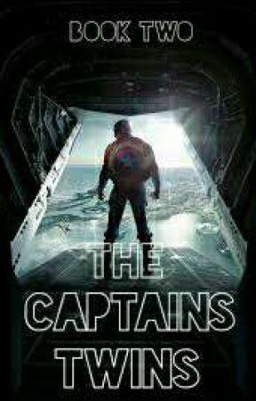 The Captains Twins (Captain America Fanfiction) by _LittleCutie_