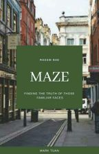MAZE [Mark Tuan] by rssbae