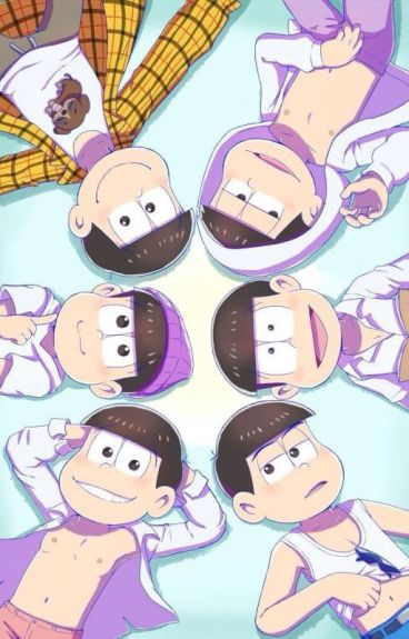 Six Same Faces! (Matsuno Brothers x Reader!)[LEMON!] {50 Followers special!}