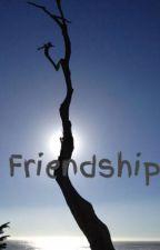 Friendship by ezrahnicoleminas
