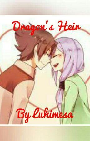 Dragon's Heir by luhimesa