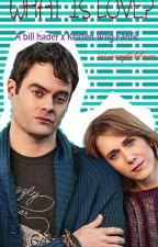 What Is Love? (Bill Hader x Kristen Wiig Fanfic) by theodd1istheout