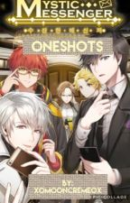 Mystic Messenger Oneshots*:・゚✧ [ON HOLD] by x0MoonCreme0x