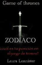 Zodiaco Game of Thrones by Laura_the_valient
