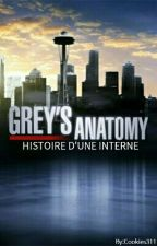 Grey's anatomy, Histoire D'une Interne by Lea_dessin