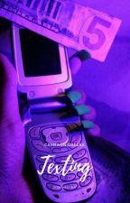 Texting;;Cameron Dallas  by okokmagcon