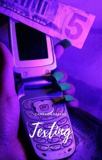 texting | cameron dallas
