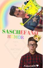 Saschefano Humor (Salveppe too) by Azzurra04