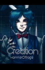 Creation (Yandere Toy Bonnie x Reader) by HammerOfRage