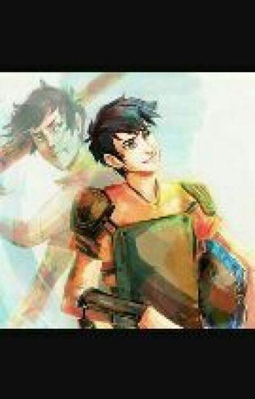 Percy Jackson, O Caçador De Artemis.