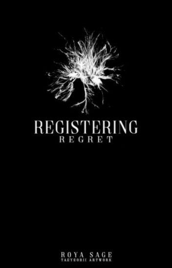 registering regret | poetry completed