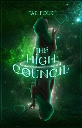 The High Council by TheFaeFolk