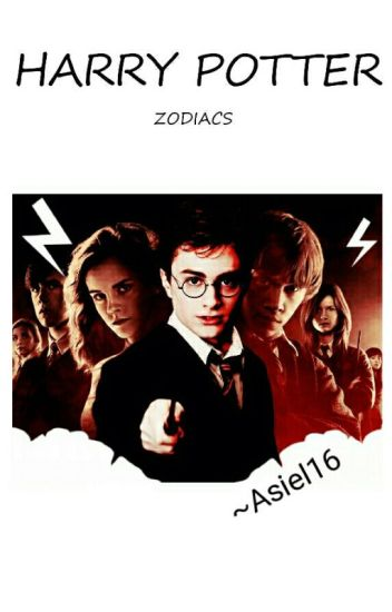 Harry Potter - Zodiacs