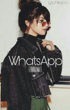 WhatsApp • Harlena • by prwson