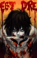 Я влюблена в маньяка, Джеффа Убийцу! by SealsDream