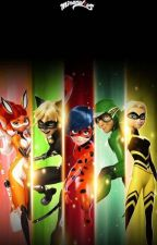 WATCHING: Miraculous Ladybug y Chat Noir by Solitaria_Harley