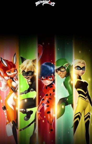 WATCHING: Miraculous Ladybug y Chat Noir [Actualizaciones Lentas]