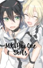 MikaYuu One shots by Pink_Milk_Tea