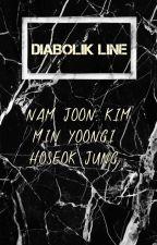 °DIABOLIK LINE°  (BTS-Rapper line) by 20Blaack