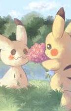 It'll be okay... (Pikachu X Mimikyu) by Cupcake_Luver097