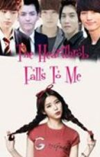The Heartthrob Falls To Me by cutie_o1
