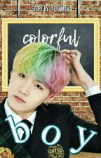 Colorful boy ; yoonmin by -yoonmxn